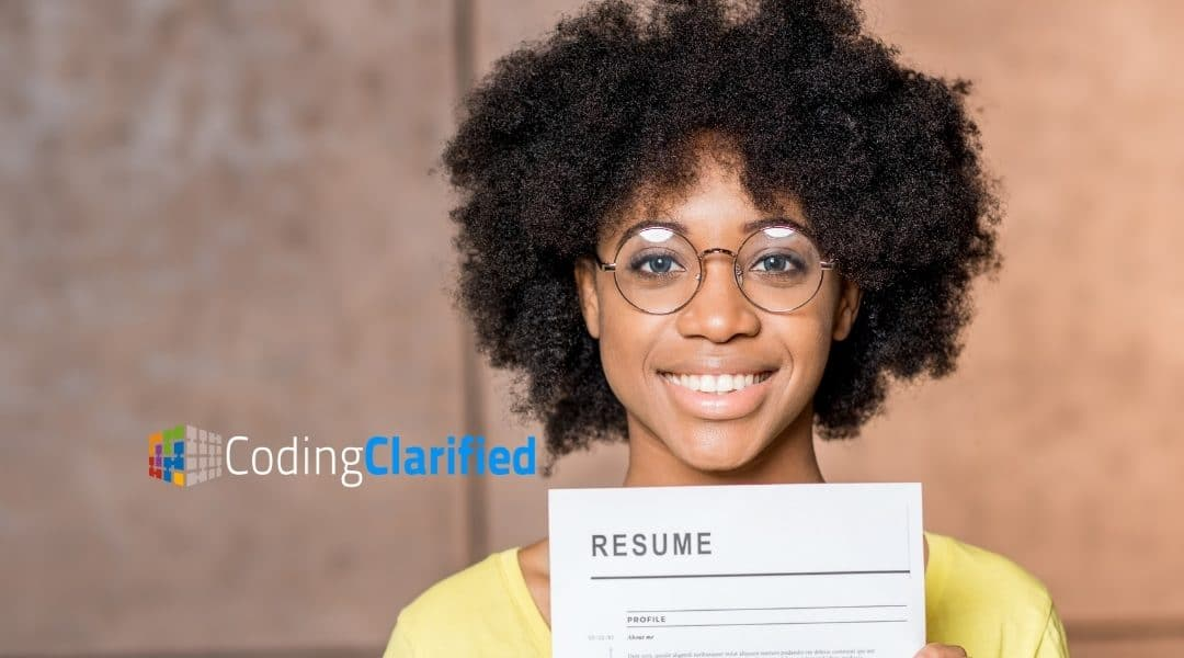 Professional Resume Writing Tips For Medical Coders