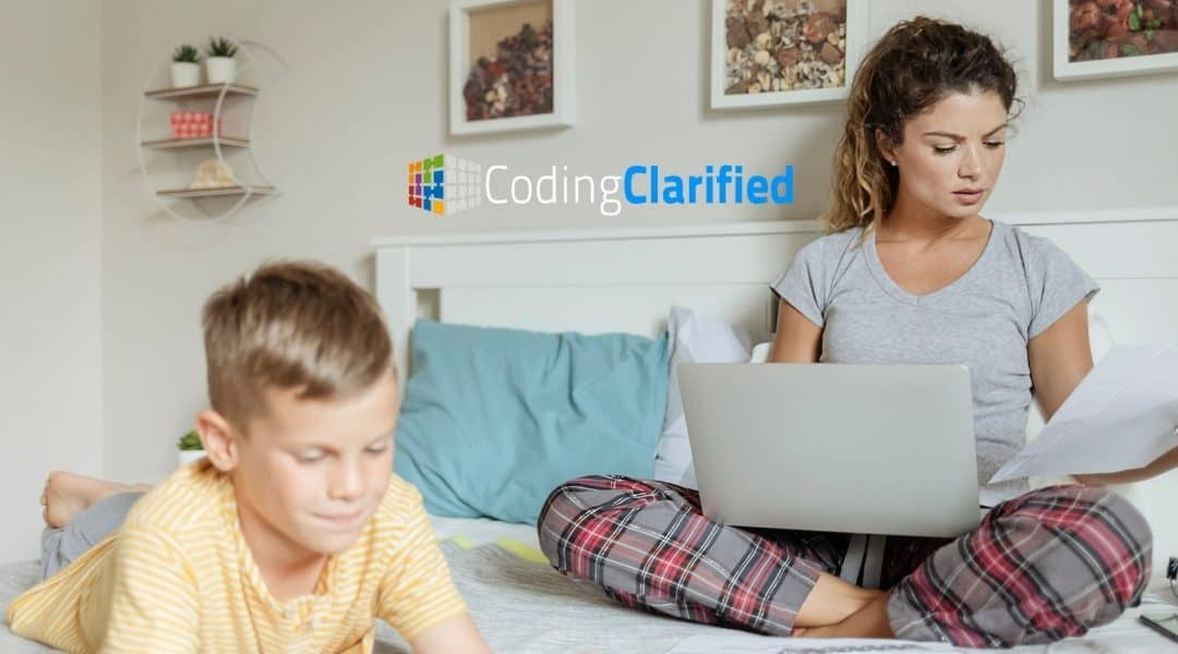 Tips For Moms Going Back To School in Medical Coding